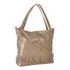 Женская сумка 35648-1 золотистая 2