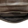 Мужской кожаный портфель Vesson 4635 коричневый 7