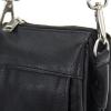 Мужская сумка 34173 черная 0