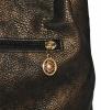 Женская сумка 35354 бронзовая 0