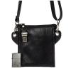 Мужская сумка 4108 черная 0