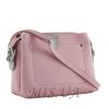 Женская сумка МІС 35605 розовая 0