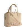 Женская сумка 35341 коричневая 3
