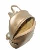 Женский рюкзак 35432 золотистый 4