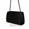 Жіноча сумка замшева 0663 чорна 4