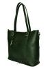 Женская сумка 2503 темно-зеленая 5