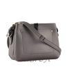 Женская сумка МІС 35605 серая 0
