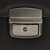 Мужской кожаный портфель 472 черный 5