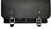 Мужская сумка-портфель 4360  черная 2