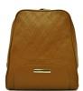 Женский рюкзак 2518 рыжий 0