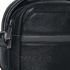 Men's leather bag 4608 black 1