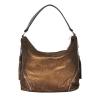 Женская сумка 383006 бежевая 2