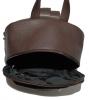 Городской рюкзак 34236 темно-коричневый 0