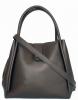 Женская сумка 35467 А металлик 2