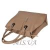 Женская сумка 35636 бежевая 3