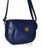 Женская сумка 35585  синяя 2