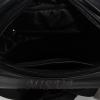 Мужская кожаная сумка Vesson 4606 черная 5