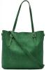Женская сумка 2503 зеленая 6