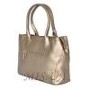 Женская сумка 35535 бронзовая 2