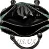 Женская сумка 35668 зеленая 7