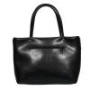 Женская замшевая сумка MIC 0734 черная 4