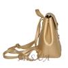 Женский рюкзак 35431 золотистый 2