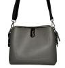 Жіноча сумка 35523 сіра 2