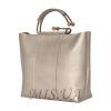 Женская сумка 35533 серебряная 2
