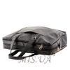 Мужской портфель кожаный Vesson 4536 черный 5