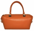 Женская сумка 35489 - 1  рыжая 0