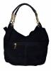 Женская сумка 381956 темно-синяя 0
