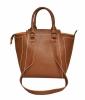 Женская сумка 35522 коричневая 0