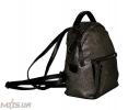 Female backpack 2537 black 4