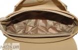 Женская сумка 35585 - с бежевая 5
