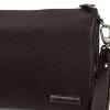 Мужская кожаная сумка 4203 коричневая  2