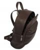 Городской рюкзак 34236 темно-коричневый 7