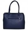 Женская сумка 35535 темно - синяя 4