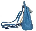 Женский рюкзак 2512 синий  1