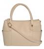 Женская сумка 35463 - с  бежевая 4