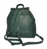 Жіночий рюкзак 2534 зелений 2
