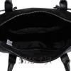 Женская замшевая сумка МІС 0714 черная 5