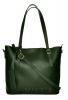 Женская сумка 2503 темно-зеленая 3
