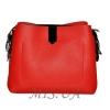 Женская сумка 35523 красная 0