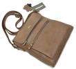 Мужская сумка 4343 коричневая 4