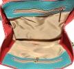 Женский рюкзак 35431 бирюзовый 4