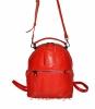Жіночий рюкзак 2537 червоний 0