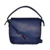 Женская сумка 35582 синяя 0