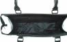 Женская сумка 35357 черная с принтом 6