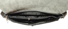 Женская сумка 35384 черная  7