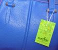 Женская сумка 35460 синяя  3